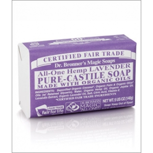 Dr. Bronner's All-in-one Hemp Lavender Pure-castile Soap